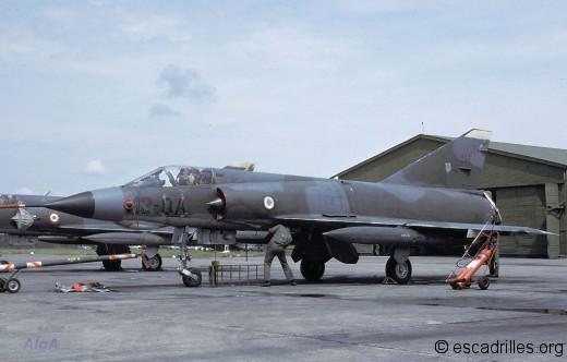 Mirage IIIE 1988 13-QA