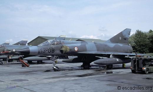 Mirage IIIE 1988 13-QB