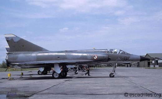Mirage IIIE 1988 13-QC