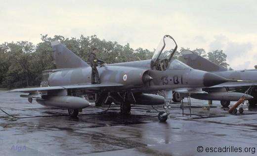 Mirage IIIE 1988 13-QI