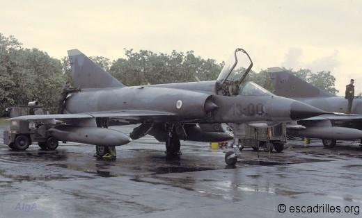 Mirage IIIE 1988 13-QQ