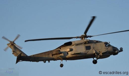 SH-60 Sea Hawk de la Marine Espagnole