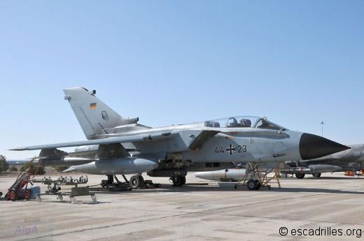 Un des 3 Tornado du JaBo 33