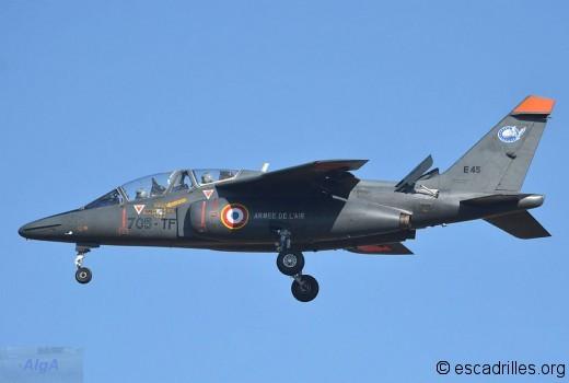 Alphajet 2012 705-TF