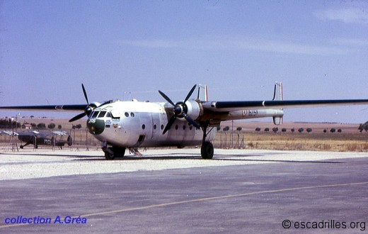 Noratlas 1968 205 62-SV