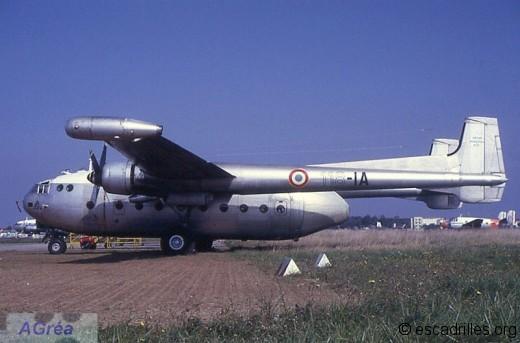 Noratlas 1969 2506-01 118-IA