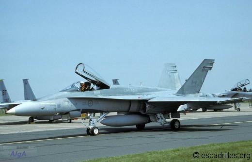 CF-18A 1986 729