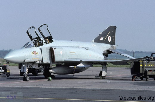F-4J 1986 ZE353