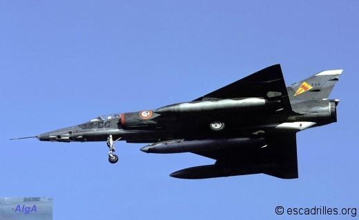 Mirage IIIR 1982 33-CC