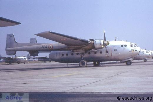 Noratlas 1973 50-WA ag