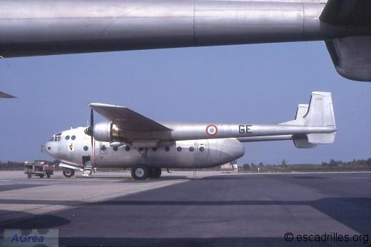 Noratlas 1976 44-GE-30