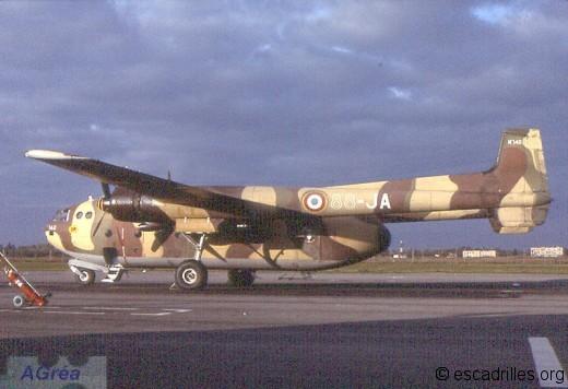 Noratlas 1979 88-JA