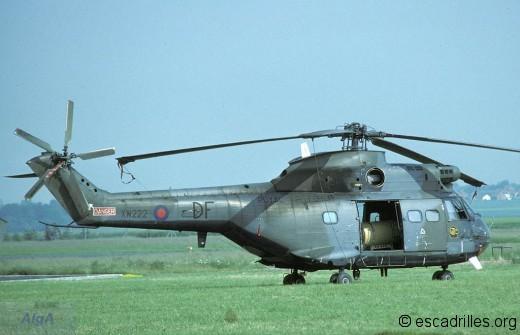 Puma 1986 XW222