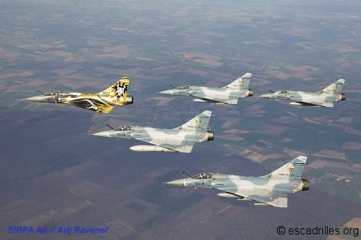2000C du 1/12 vu par O. Ravenel du SIRPA Air