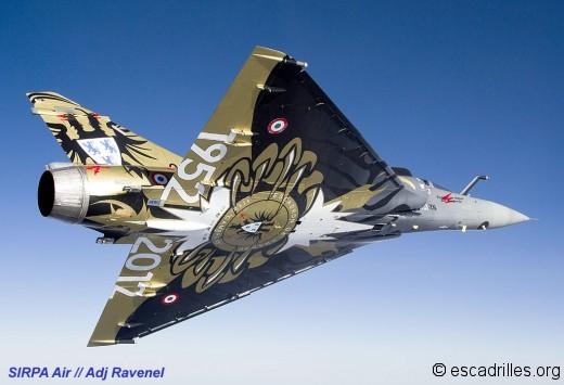 2000C spé du 1/12 vu par O. Ravenel du SIRPA Air