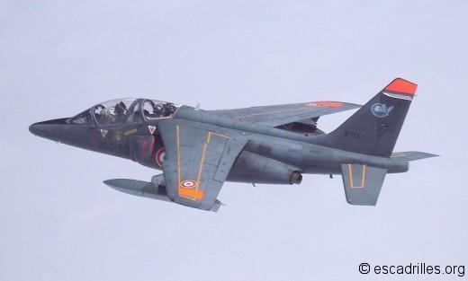 Alphajet 2009 GE 314