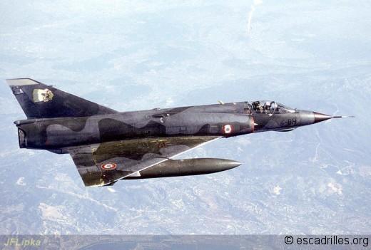 Mirage IIIE 4-BH