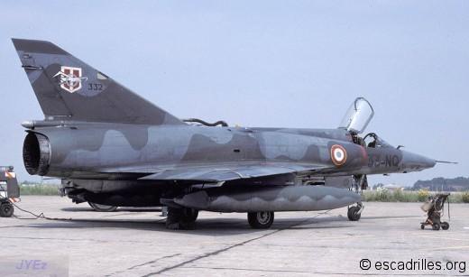 Mirage IIIR 1982 33-NQ