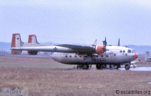 Noratlas 1964 GA-233