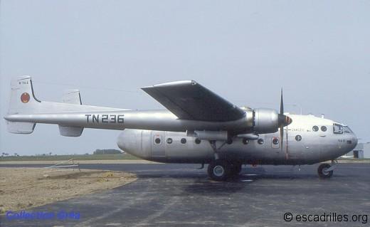 Noratlas 1993 TN-236 Congo