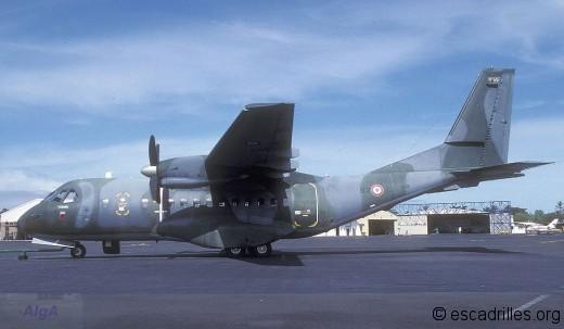 CN-235 82-IC 2002