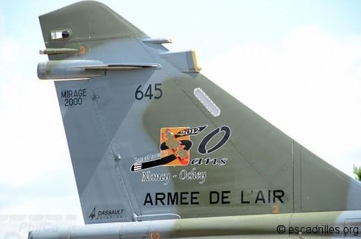 Dérive 2000D 50ans BA133
