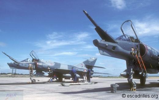 Etendard 4P 1999 16F-109-107