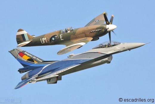 F-16 Spitfire 2012