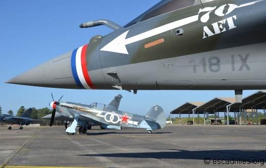 Rafale Yak-3 Neu-Neu