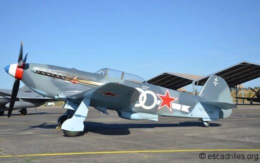 Yak-3 D-FLAK