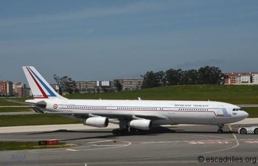 A340 2013 F-RAJA 3/60 Estérel