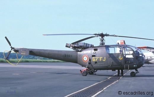 Alouette III 1978 67-FJ