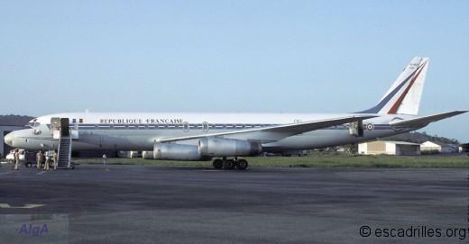 DC-8 62CF 1982 46130