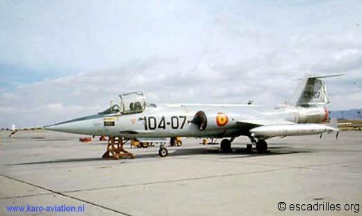 F-104G 104-07