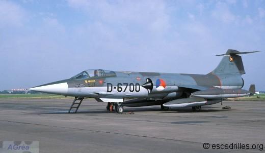 F-104G 1977 D6700