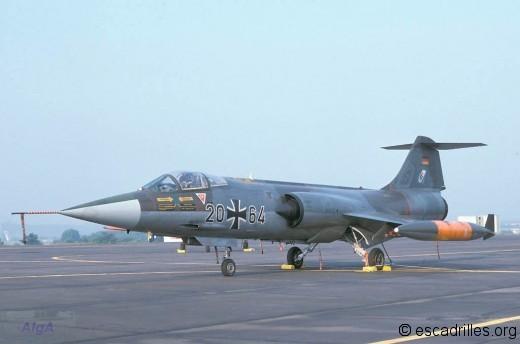 F-104G JaBo 33 1978