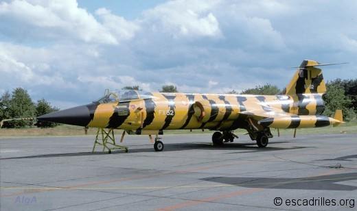 F-104G 1978 FX-52