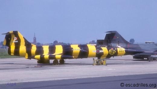 F 104G 1979 CAF862