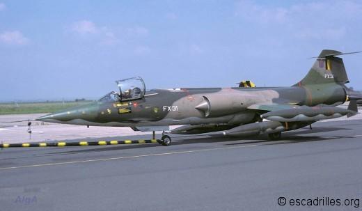 F104G 1979 FX-31