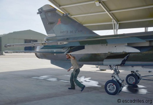 F-1CR Mecano