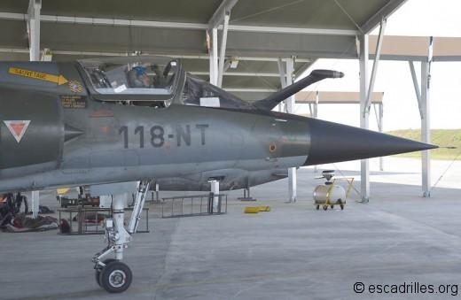 F-1CR NT Pilote