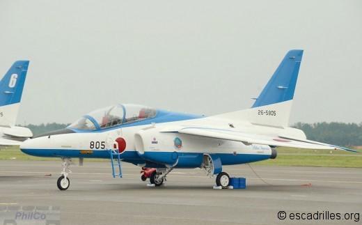 Fuji T-4 2012 26-5805