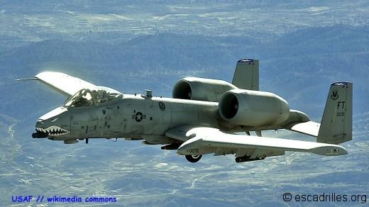 A-10 2008 USAF FT 272