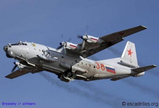 Antonov 12 par Bryansky