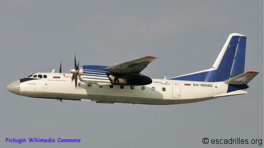 Antonov 24 par Pichugin