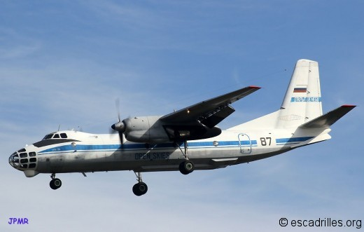 Antonov 30 par Martin-Rosset