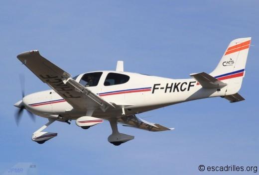 Cirrus SR-22 2012 HKCF