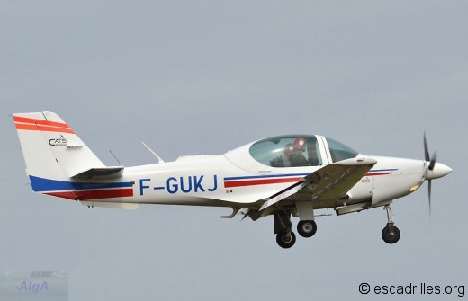 Grob 120A-F F-GUKJ