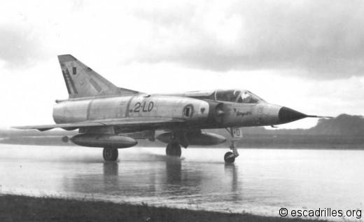 Mirage IIIC 1961 2-LD