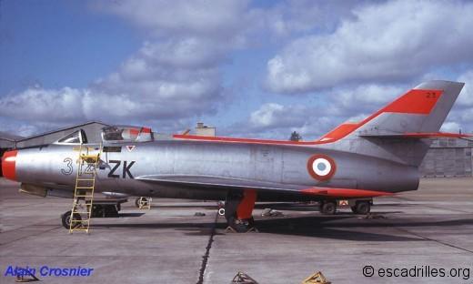 Mystere IV 1973 314-ZK